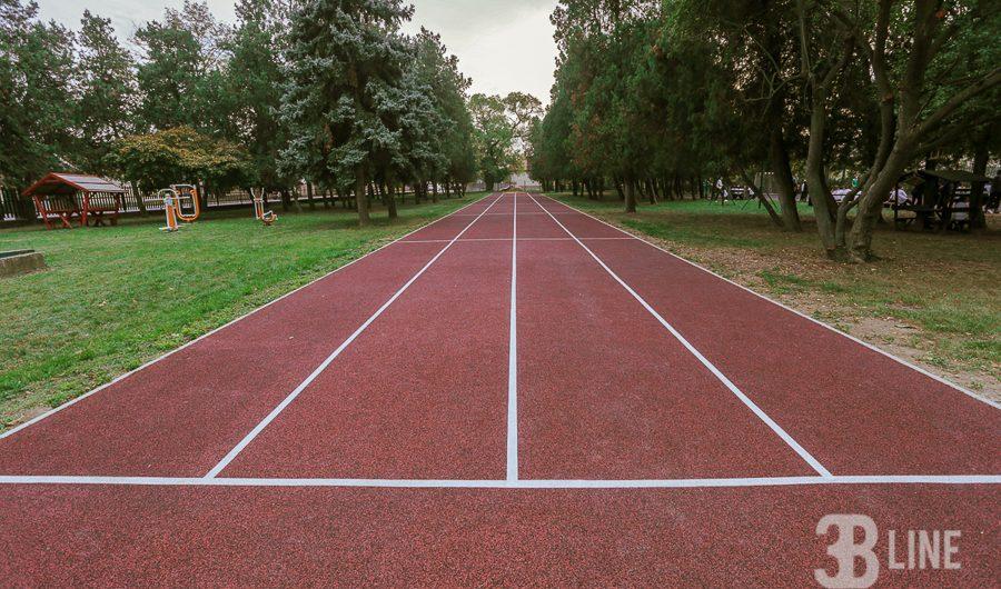 Futó- és atlétika pályák