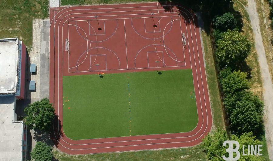Magyar-Kínai Iskola sportpályák
